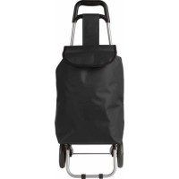 Polyester (600D) shopping bag trolley
