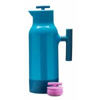 ACCENT COFFEE POT TURQUOISE