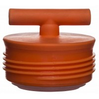 ACCENT LID ORANGE