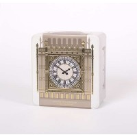 Big Ben Collection White