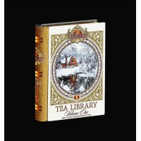 BASILUR Tea Library I. White plech (100 g)