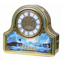 TIPSON Tea Clock Midnight plech (100 g)